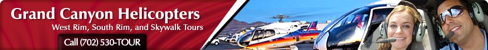South Rim Tusayan AZ Grand Canyon National Park Helicopter Tours